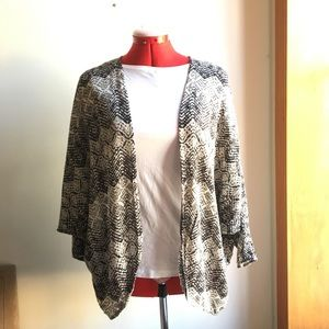 Willow & Clay Shrug